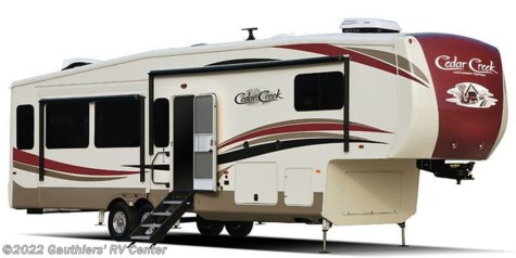 2018 Forest River Cedar Creek Hathaway 34RL2