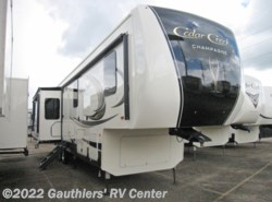 New 2019 Forest River Cedar Creek Champagne Edition 38EL available in Scott, Louisiana