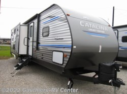 New 2019 Coachmen Catalina Legacy Edition 313DSRBCKLE available in Scott, Louisiana