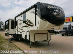 New 2017  Keystone Alpine 3651RL by Keystone from Genuine RV Store in Nacogdoches, TX