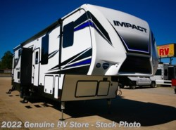 New 2018  Keystone Fuzion Impact 341 by Keystone from Genuine RV Store in Nacogdoches, TX