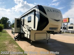 New 2019 Keystone Alpine 3401RS available in Nacogdoches, Texas