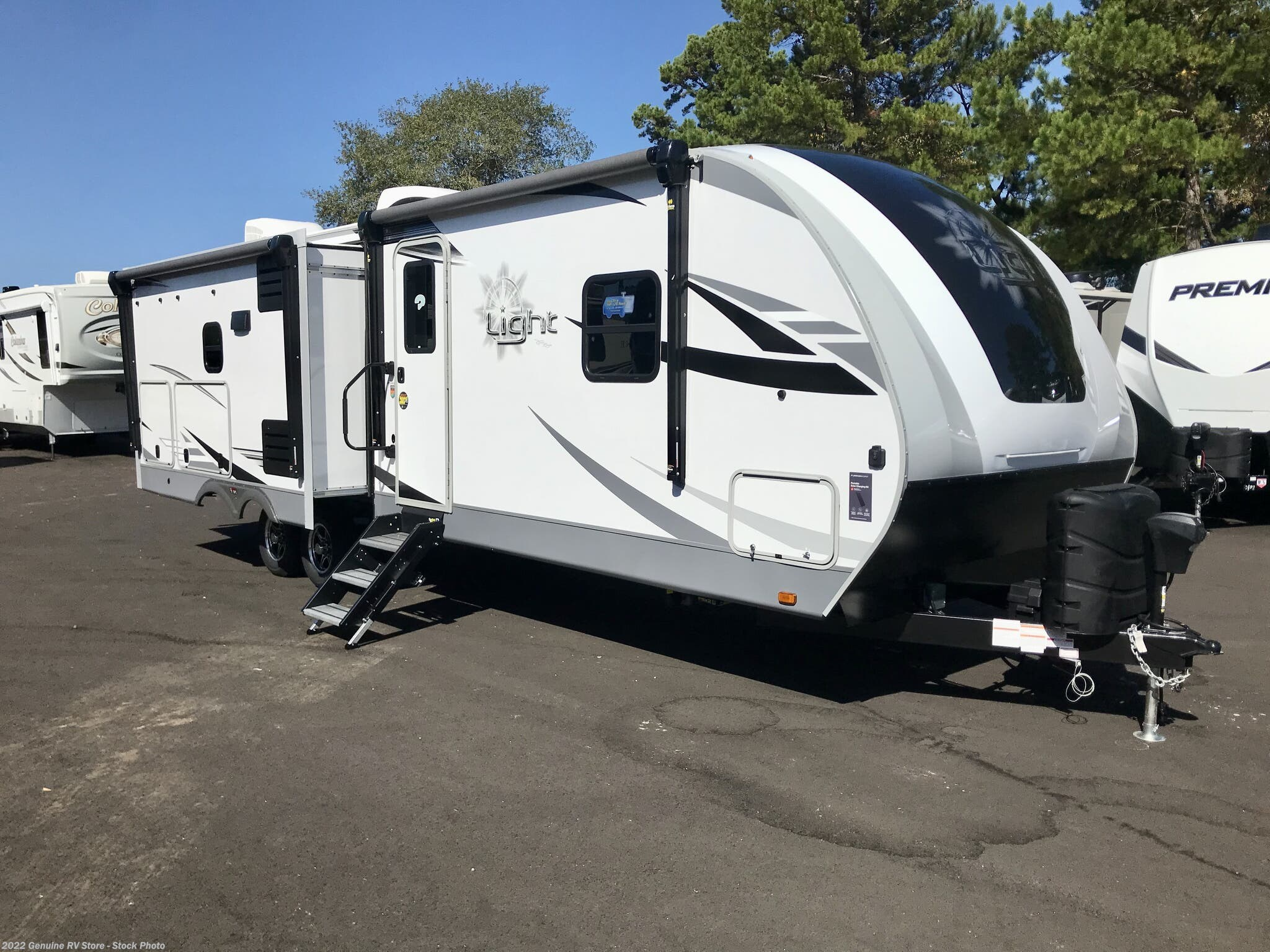 2021 Highland Ridge Open Range Light 275RLS