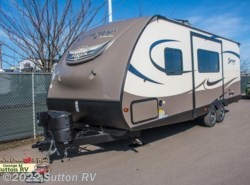 New 2016  Forest River Surveyor Couples Coach 243RBS by Forest River from George Sutton RV in Eugene, OR