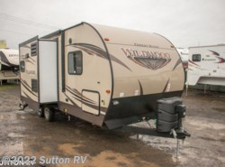 New 2017  Forest River Wildwood T23RBS-NW by Forest River from George Sutton RV in Eugene, OR