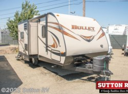 Used 2015  Keystone Bullet 220RBI by Keystone from George Sutton RV in Eugene, OR