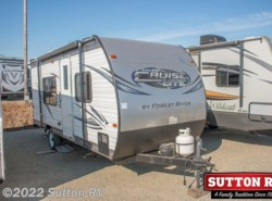 Used 2016  Forest River  Cruise Lite 175FB by Forest River from George Sutton RV in Eugene, OR