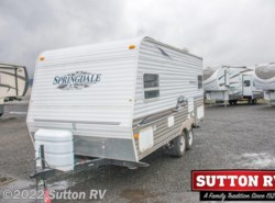 Used 2007  Keystone  179RD by Keystone from George Sutton RV in Eugene, OR