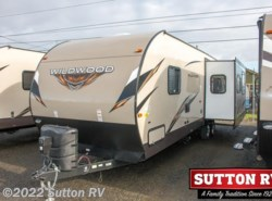 New 2018  Forest River Wildwood T27RKSS by Forest River from George Sutton RV in Eugene, OR