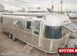 Used 2017  Airstream Classic 30 Twin by Airstream from George Sutton RV in Eugene, OR