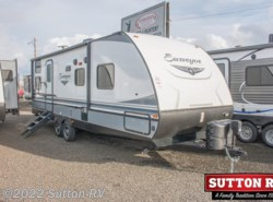 New 2018  Forest River Surveyor LE Travel Trailers 248BHLE by Forest River from George Sutton RV in Eugene, OR