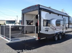 New 2018  Livin' Lite Quicksilver VRV  85X26FBR by Livin' Lite from Sunny Island RV in Rockford, IL