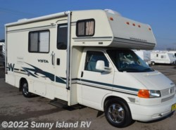 Used 2002  Winnebago Vista  21B by Winnebago from Sunny Island RV in Rockford, IL