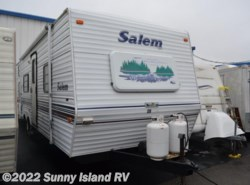 Used 2001  Forest River Salem  27BH by Forest River from Sunny Island RV in Rockford, IL