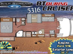 New 2018  Gulf Stream BT Cruiser  5316 by Gulf Stream from Sunny Island RV in Rockford, IL