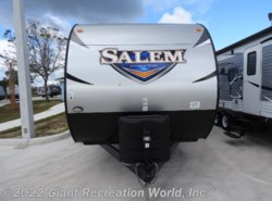 New 2016  Forest River Salem 26TBUD
