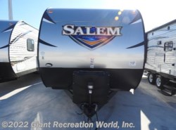 New 2017  Forest River Salem 27DBUD by Forest River from Giant Recreation World, Inc. in Melbourne, FL