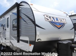 New 2018  Forest River Salem 26TBUD by Forest River from Giant Recreation World, Inc. in Palm Bay, FL