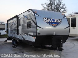 New 2018  Forest River Salem 28RLDS by Forest River from Giant Recreation World, Inc. in Palm Bay, FL