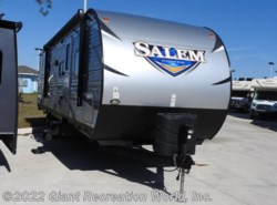 Used 2017  Forest River Salem 28CKDS by Forest River from Giant Recreation World, Inc. in Palm Bay, FL
