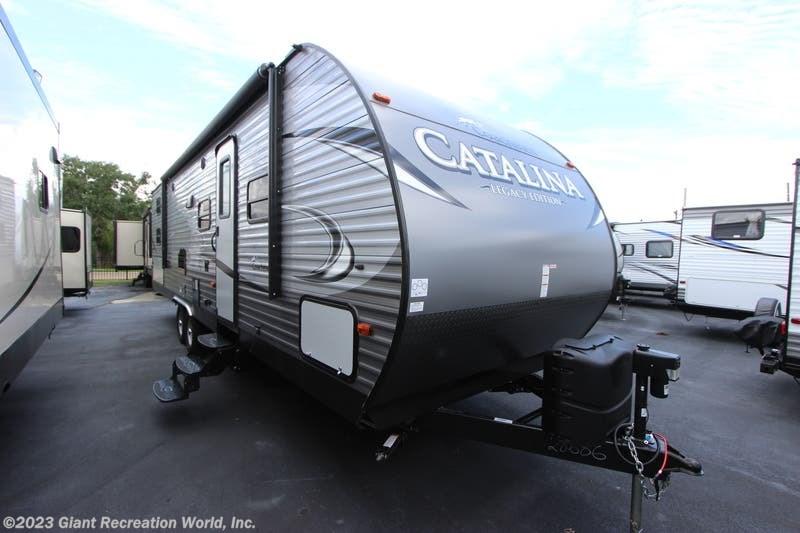 New 2018 Coachmen Catalina 293QBCKLE Available In Winter Garden, Florida