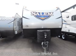 New 2017  Forest River Salem 27REIS by Forest River from Giant Recreation World, Inc. in Ormond Beach, FL