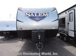 New 2017  Forest River Salem 26TBUD by Forest River from Giant Recreation World, Inc. in Ormond Beach, FL