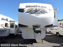 Used 2011  Keystone Montana 358SA by Keystone from Giant Recreation World, Inc. in Ormond Beach, FL