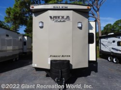 New 2017  Forest River  VILLA 395RET by Forest River from Giant Recreation World, Inc. in Ormond Beach, FL