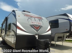 New 2017  Forest River XLR Nitro 28KW by Forest River from Giant Recreation World, Inc. in Ormond Beach, FL