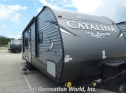 New 2018  Coachmen Catalina 26TH by Coachmen from Giant Recreation World, Inc. in Ormond Beach, FL