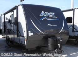 New 2018  Coachmen Apex 215RBK by Coachmen from Giant Recreation World, Inc. in Ormond Beach, FL