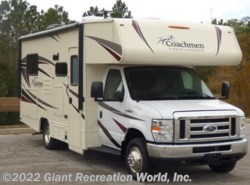 New 2018  Coachmen Freelander  21QBF by Coachmen from Giant Recreation World, Inc. in Ormond Beach, FL