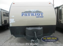 New 2017  Forest River  Patriot Edition 26CKSE by Forest River from AC Nelsen RV World in Omaha, NE