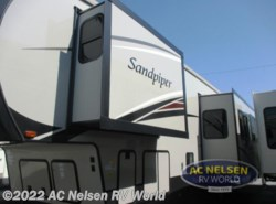 New 2017  Forest River Sandpiper 365SAQB by Forest River from AC Nelsen RV World in Omaha, NE