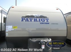 New 2017  Forest River  Patriot Edition 23DBH by Forest River from AC Nelsen RV World in Omaha, NE