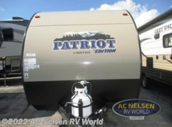 New 2017  Forest River  Patriot Edition 17RP by Forest River from AC Nelsen RV World in Omaha, NE