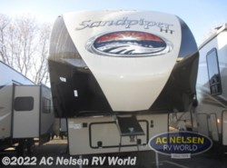 New 2017  Forest River Sandpiper 2850RL by Forest River from AC Nelsen RV World in Omaha, NE