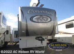 New 2017  Palomino Columbus F384RD by Palomino from AC Nelsen RV World in Omaha, NE