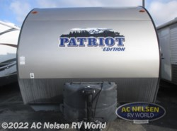 Used 2015  Forest River  Patriot Edition 28BH by Forest River from AC Nelsen RV World in Omaha, NE