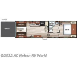 New 2017  Forest River  Patriot Edition 255RR by Forest River from AC Nelsen RV World in Omaha, NE