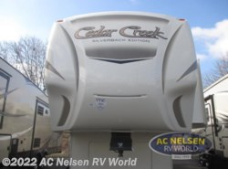 New 2017  Forest River Cedar Creek Silverback 29IK by Forest River from AC Nelsen RV World in Omaha, NE