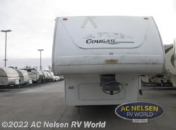 Used 2001  Keystone Cougar 245 EFS by Keystone from AC Nelsen RV World in Omaha, NE