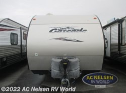 Used 2013  Forest River Cherokee Cascade 28SKGC by Forest River from AC Nelsen RV World in Omaha, NE