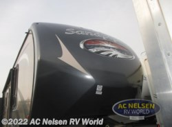 Used 2015  Forest River Sandpiper 365SAQB by Forest River from AC Nelsen RV World in Omaha, NE