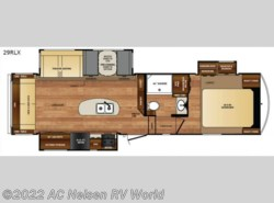 New 2017  Forest River Wildcat 29RLX by Forest River from AC Nelsen RV World in Omaha, NE