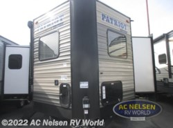New 2018  Forest River  Patriot Edition 234VFK by Forest River from AC Nelsen RV World in Omaha, NE