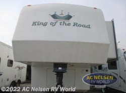 Used 2003  King of the Road  FIFTH WHEEL 33RLS by King of the Road from AC Nelsen RV World in Omaha, NE