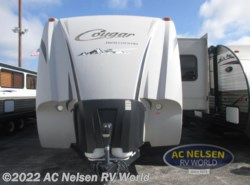 Used 2011  Keystone Cougar High Country 321RES by Keystone from AC Nelsen RV World in Omaha, NE