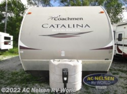 Used 2014  Coachmen Catalina Deluxe Edition 32BHDS by Coachmen from AC Nelsen RV World in Omaha, NE
